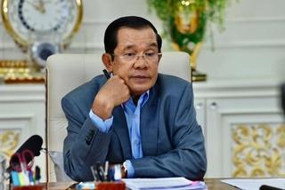 Thủ tướng Campuchia cách ly 14 ngày do tiếp xúc với người nhiễm Covid-19