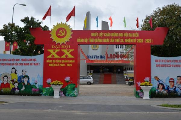 Quảng Ngãi đẩy mạnh tuyên truyền sau Đại hội Đảng