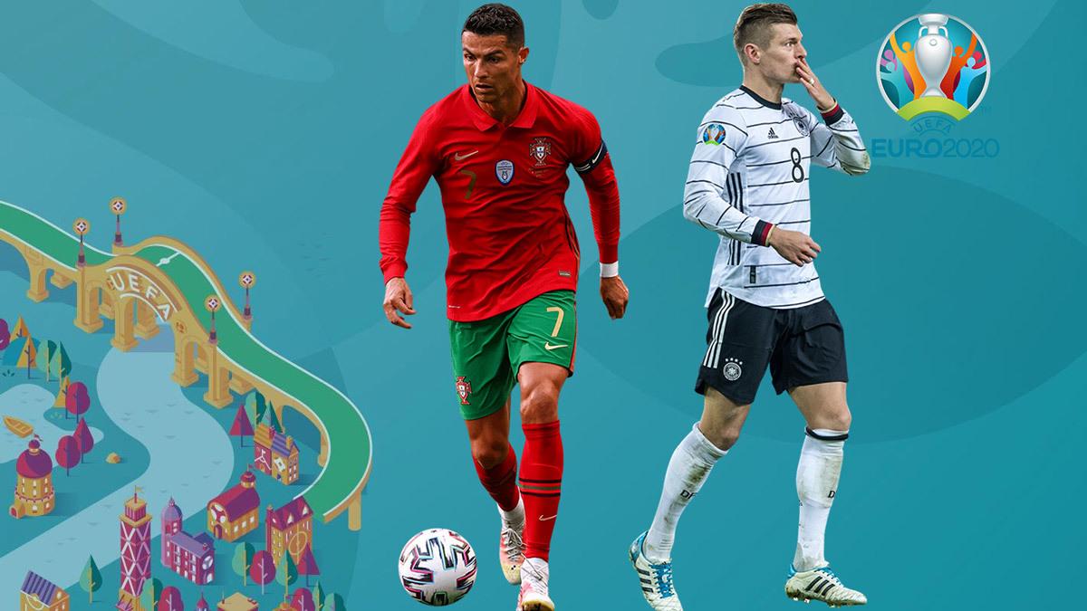 Trực tiếp Bồ Đào Nha vs Đức