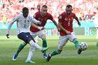 Hungary 1-1 Pháp: Griezmann gỡ hòa (H2)