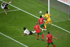 Bồ Đào Nha 1-0 Đức: Ronaldo lập công (H1)