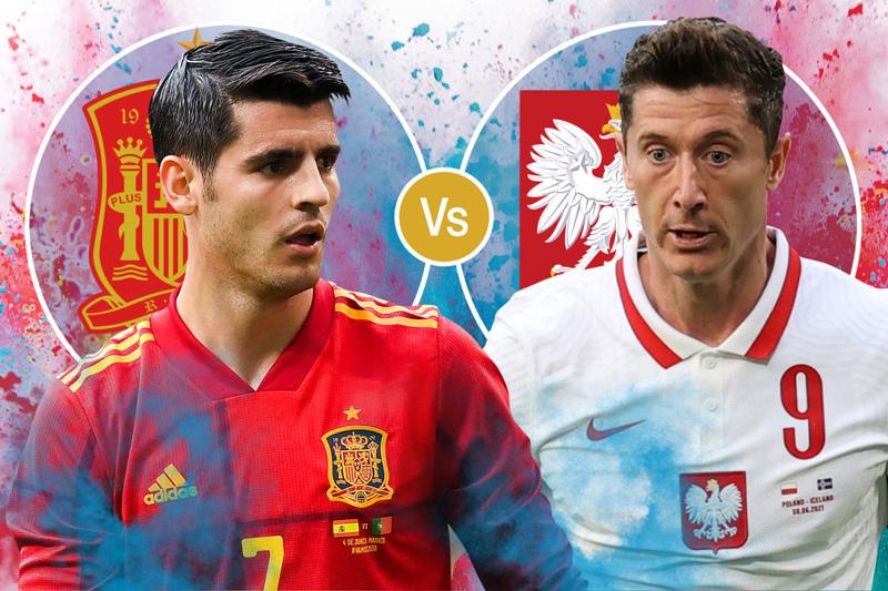 Link xem trực tiếp Tây Ban Nha vs Ba Lan