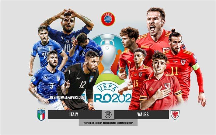 Kèo Italy vs Xứ Wales: Khó khăn chờ đón Azurri