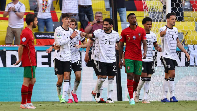 Người Đức nói gì sau khi thắng khó tin Bồ Đào Nha?