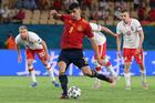 Tây Ban Nha 1-1 Ba Lan: Moreno sút hỏng 11m (H2)