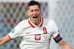 Video bàn thắng Tây Ban Nha 1-1 Ba Lan