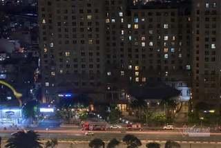 Thanh niên nghi rơi từ tầng cao chung cư The Manor tử vong