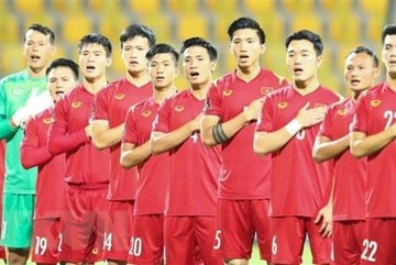 Vietnam placed in No. 6 seed group for draw of World Cup's third qualifiers