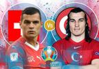 Kèo Thụy Sĩ vs Thổ Nhĩ Kỳ: 3 điểm cho 'Nati'