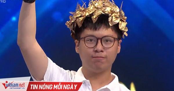 Nguyễn Thiện Hải An vào chung kết Olympia năm thứ 21