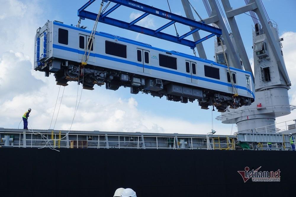 Metro Bến Thành- Suối Tiên lùi tiến độ hoàn thành đến năm 2024