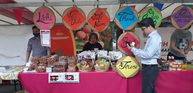 cuisine festival,Vietnamese fresh lychees,entertainment news