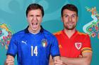 Trực tiếp Italy vs Xứ Wales: Sức mạnh Thiên Thanh