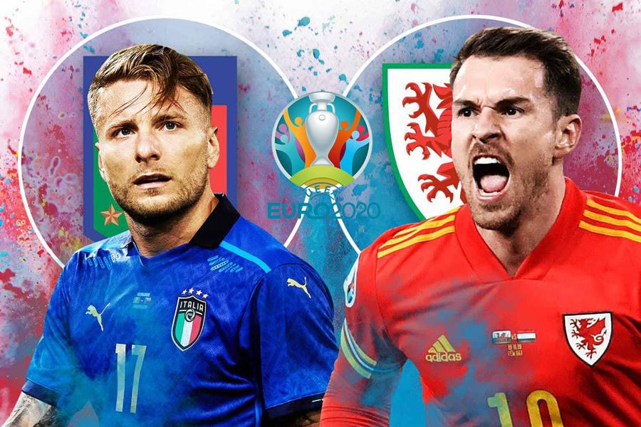 Link xem trực tiếp Italia vs Wales