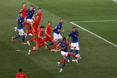 Italy 1-0 Xứ Wales: Pessina mở tỷ số (H1)