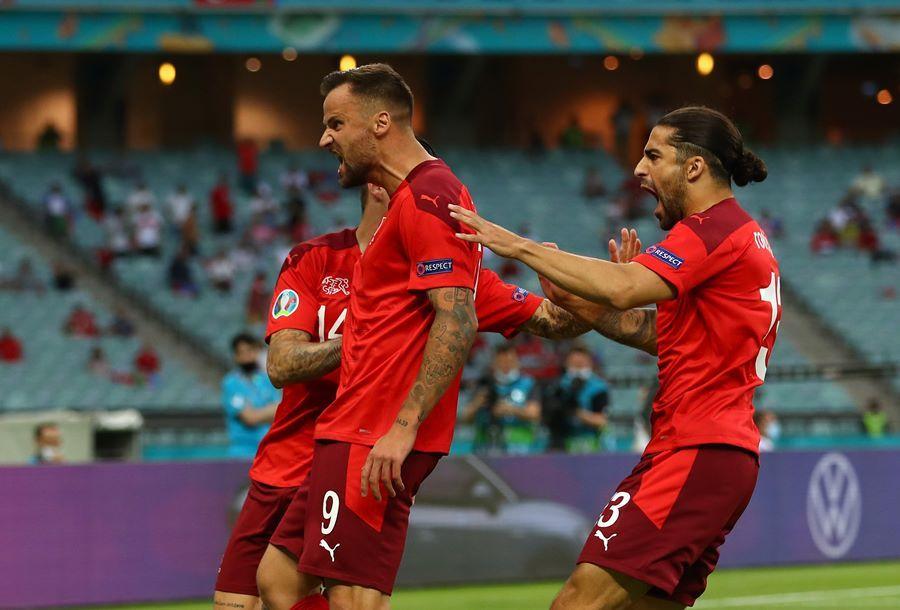 Thụy Sĩ 1-0 Thổ Nhĩ Kỳ: Seferovic ghi tuyệt phẩm mở tỷ số (H1)