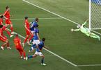 Video Italy 1-0 Xứ Wales: Dắt nhau đi tiếp