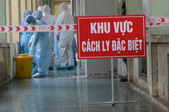 Thanh niên đang chạy xe từ TP.HCM về Trà Vinh nhận tin mắc Covid-19
