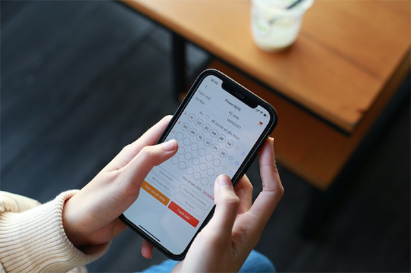 Kinh doanh linh hoạt mùa Covid: Xổ số tự chọn trên điện thoại