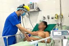 Người đàn ông ngưng tim, ngưng thở 60 phút được cứu sống