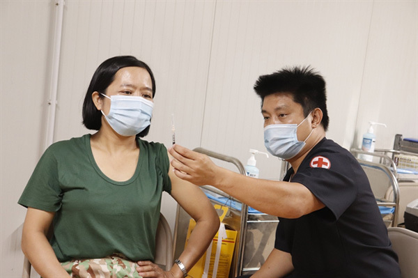 Doctors bring Vietnam's COVID-19 prevention role model to UN peacekeeping mission