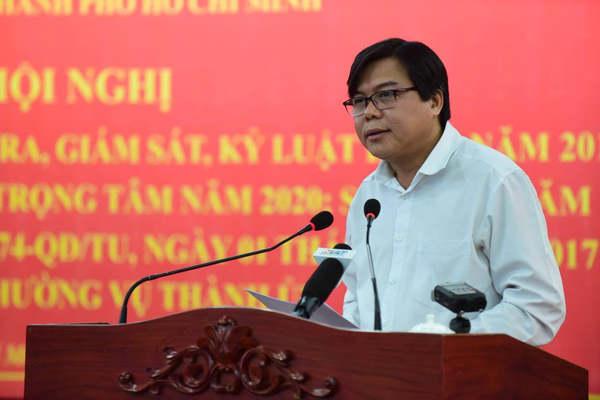 Ông Tăng Hữu Phong làm Tổng biên tập báo Sài Gòn Giải Phóng
