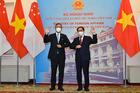 Bộ trưởng Ngoại giao Singapore thăm Việt Nam