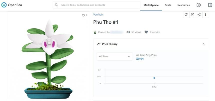 Rao bán lan đột biến 'ảo' trên mạng