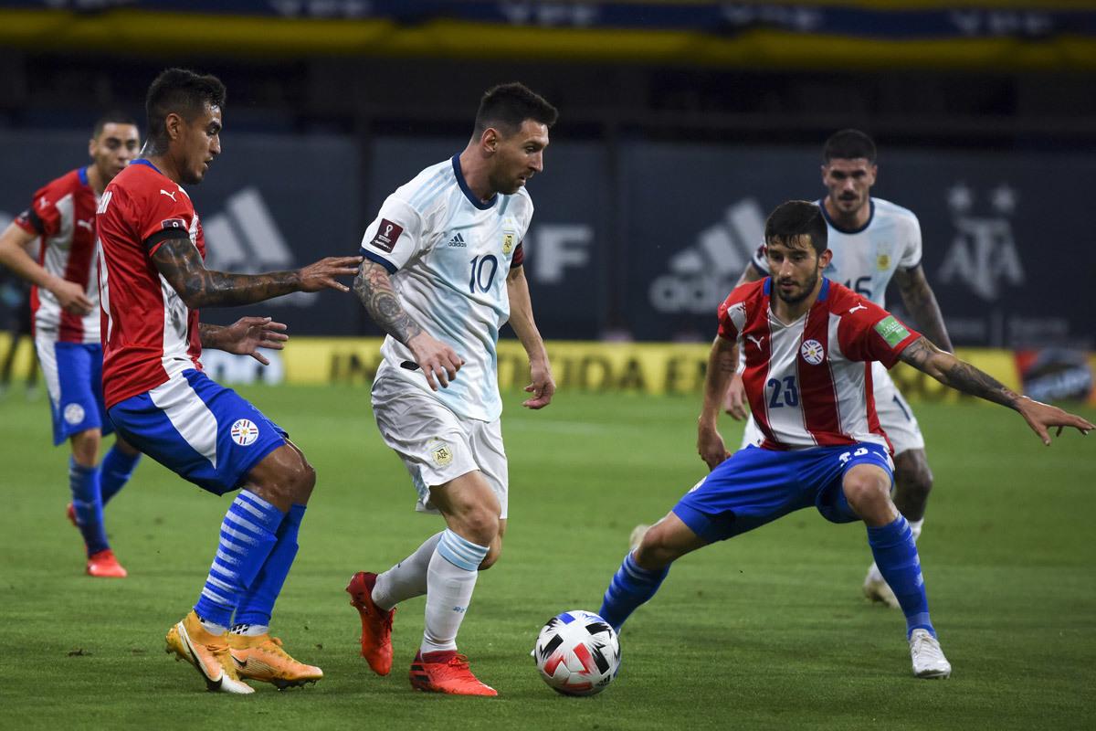 Kèo Argentina vs Paraguay: Nụ cười Messi