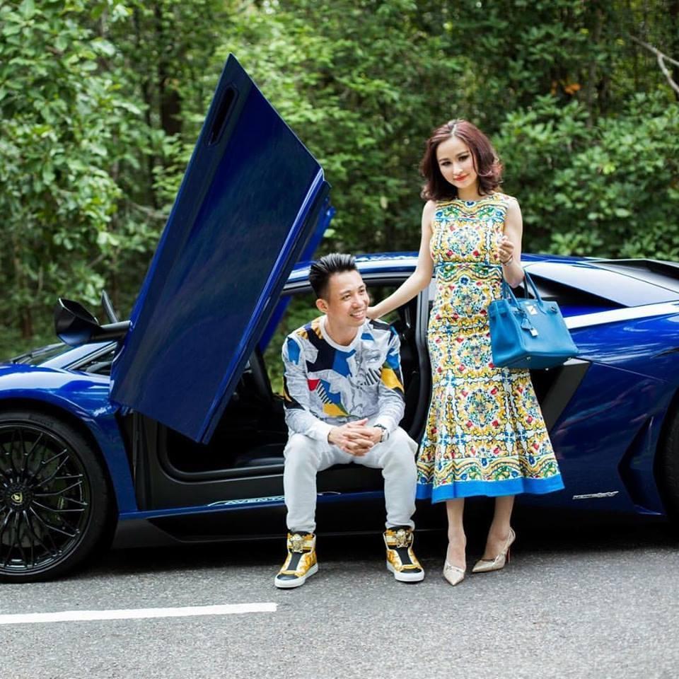 Đại gia Minh nhựa: 10 năm thay 5 siêu xe Lamborghini