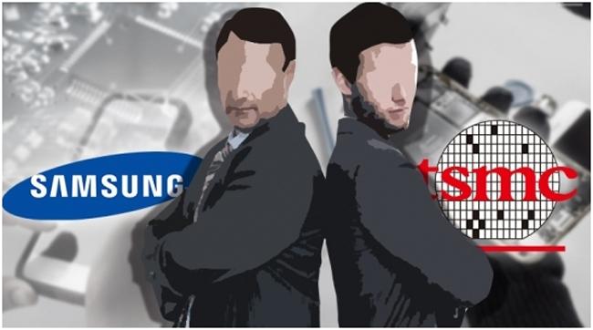 Vì sao Samsung không thể đuổi kịp TSMC?