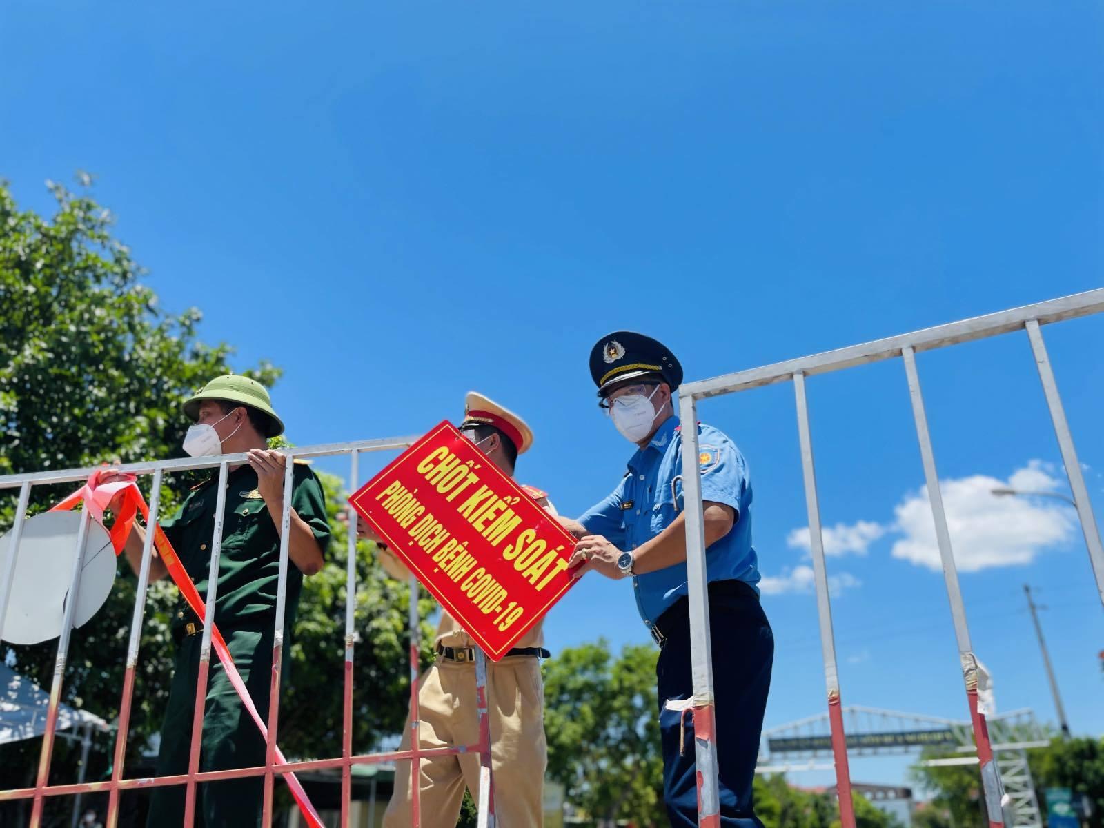 Một công nhân từ Bắc Giang về Hà Tĩnh tái dương tính nCoV