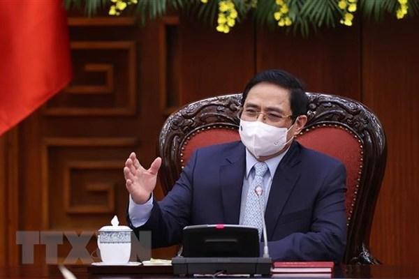 Thủ tướng: Việc chống dịch có chiều hướng tốt, cần phát huy thành quả