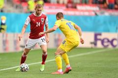 Ukraine 0-0 Áo: Liên tục bắn phá (H1)