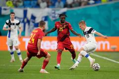 Phần Lan 0-0 Bỉ: Thế trận chậm rãi (H1)