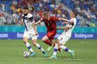 Phần Lan 0-0 Bỉ: Tấn công bế tắc (H1)