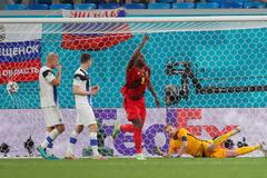 Video Phần Lan 0-2 Bỉ: Người hùng Lukaku
