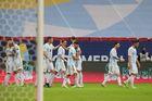 Argentina 1-0 Paraguay: Gomez mở tỷ số sớm (H2)