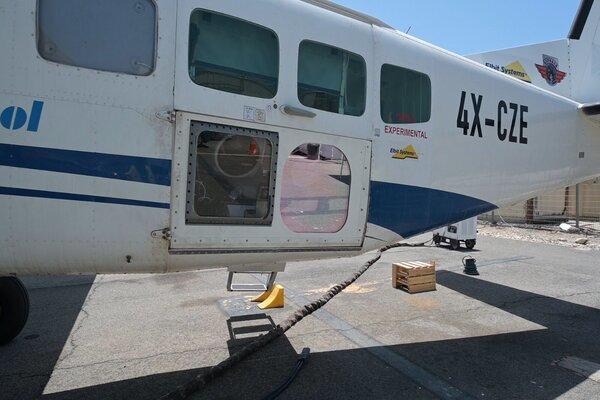 Israel thử thành công vũ khí laser bắn hạ máy bay không người lái