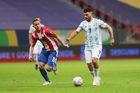 Video bàn thắng Argentina 1-0 Paraguay: Chỉ một là đủ