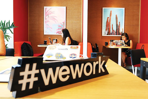 Coworking facilities toil through restrictions