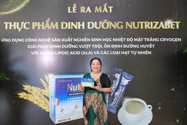 'Trợ thủ' sức khỏe cho người tiểu đường