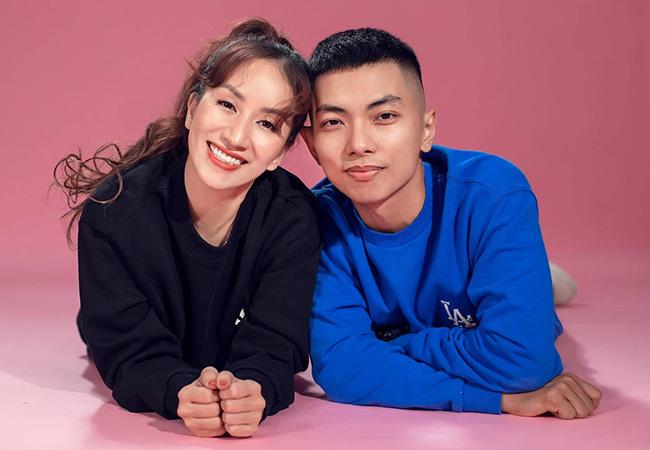 Khánh Thi tự nhận 'vợ già', hé lộ hôn nhân với chồng kém 11 tuổi