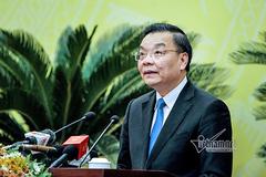 Ông Chu Ngọc Anh tái đắc cử Chủ tịch TP Hà Nội
