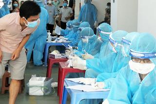 Thêm 4 ca dương tính, Nghệ An có 37 người mắc Covid-19