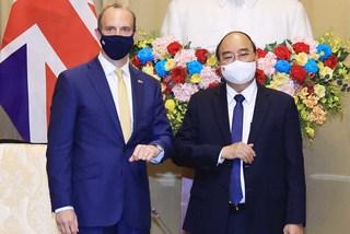 Việt Nam là đối tác chiến lược quan trọng của Anh tại khu vực