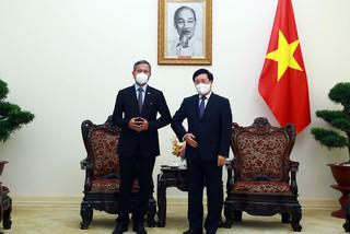 Việt Nam - Singapore sẽ công nhận chứng chỉ vắc xin Covid-19 của nhau