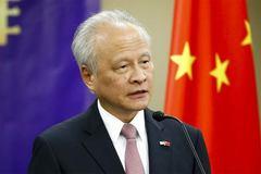 Trung Quốc thay đại sứ tại Mỹ