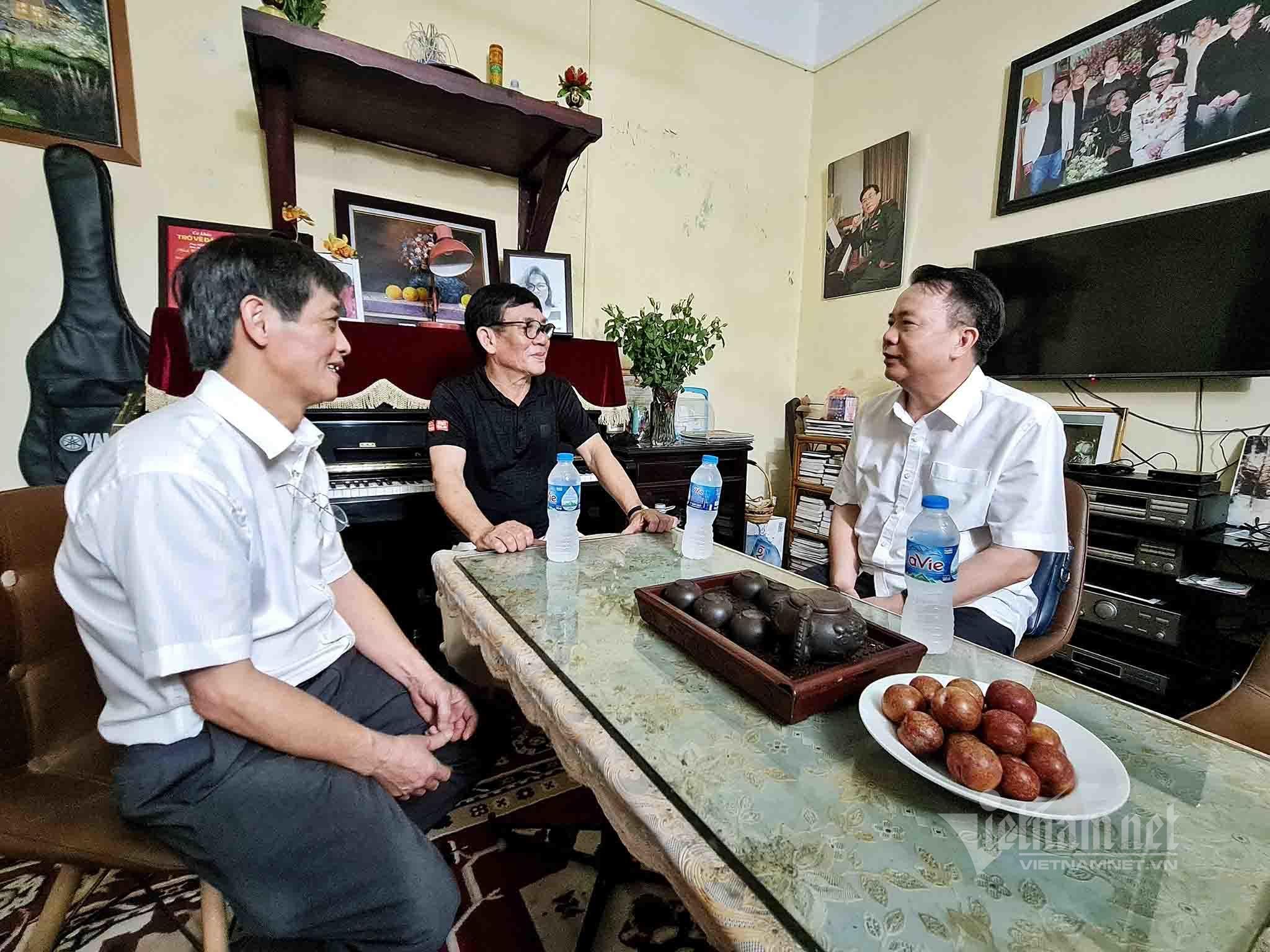 Cuộc điện thoại đặc biệt của Đại tướng Tô Lâm với vị nhạc sỹ gốc Hà Nội