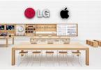 LG tạm dừng kế hoạch bán thiết bị cho Apple